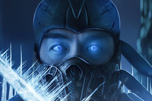 Sub Zero Mortal Kombat Movie 5k