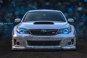 Subaru 4k Wallpaper
