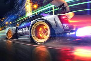 Subaru Run Wallpaper