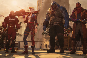 Suicide Squad Kill The Justice League Wallpaper