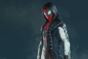 Suit Morph Spiderman 5k Wallpaper