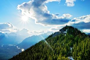Sulphur Mountains