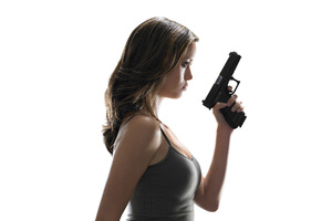 Summer Glau In Terminator The Sarah Connor Chronicles