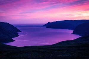Summer Nights In Northern Norway 4k Wallpaper