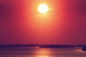 Sun Colorful Nature 5k