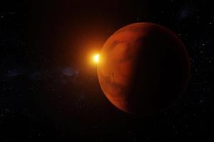 Sunlight On Mars 5k Wallpaper