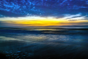 Sunrise Garden City Beach South Carolina 8k Wallpaper