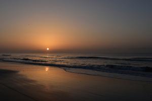 Sunrise Huntington Beach State Park 8k Wallpaper