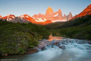 Sunrise Mountains Beautiful