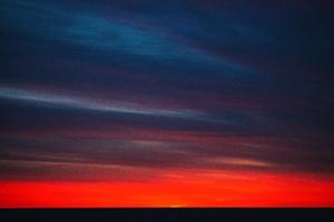 Sunset Evening Wallpaper