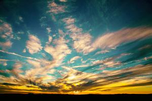 Sunset Sky 5k