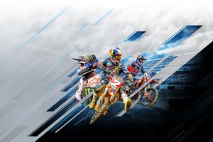 Super Cross 3 Wallpaper
