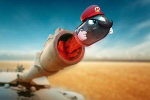 Super Mario Odyssey 2017 Wallpaper