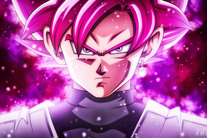 Super Saiyan Rose Bg 5k