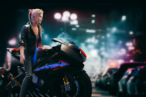 Superbike Girl