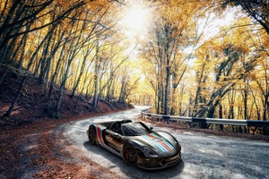 Supercar Porsche 918 Spyder