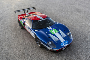 Superformance Ford Gt40 Wallpaper
