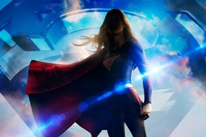 Supergirl 2 Wallpaper
