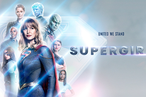 Supergirl 2019 New Wallpaper