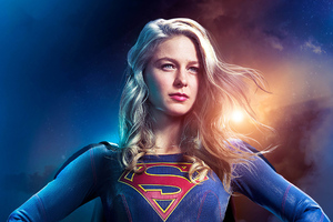 Supergirl 2019 Poster Wallpaper