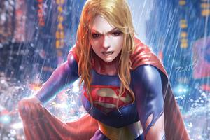 Supergirl 4k 2020