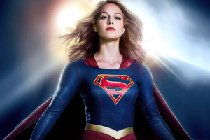 Supergirl 4k Kara Zor El Wallpaper