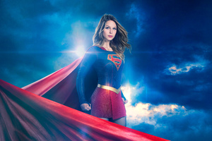 Supergirl 4k New Wallpaper