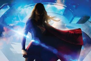 Supergirl 8k 2018