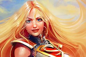 Supergirl Arts HD