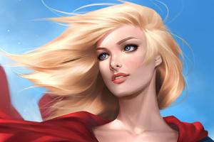 Supergirl Arts