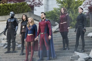 Supergirl Battles Lost And Won