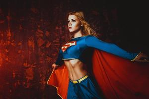 Supergirl Cosplay 2018