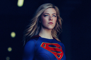Supergirl Cosplay 5k