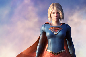 Supergirl Digital