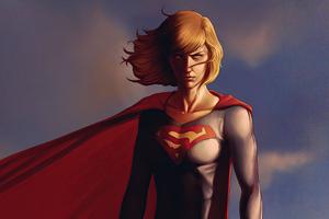 Supergirl Hope Wallpaper