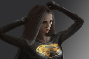 Supergirl New Art