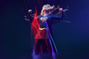 Supergirl Season 5 2019 Wallpaper