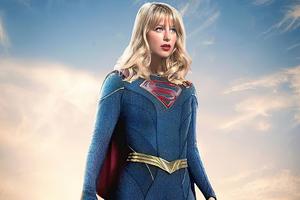 Supergirl Superman Cousin 4k