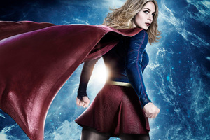 Supergirl Tv Series 2017
