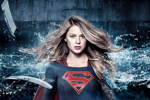 Supergirl Tv Show 2018 HD
