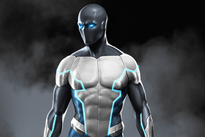 Superhero Character Concept Design
