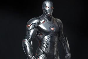 Superior Iron Man 5k Wallpaper