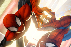 Superior Spiderman 4k Wallpaper