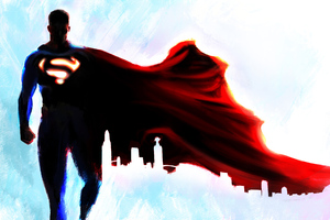 Superman 5k 2019 Art