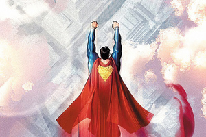 Superman Above