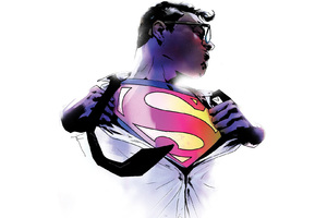 Superman Action Comics Artwork