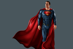Superman Amazing Artwork