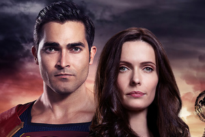 Superman And Lois TV Series 4k Wallpaper