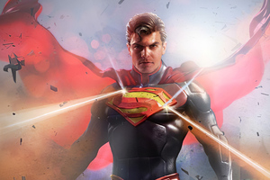 Superman Art 2020 Wallpaper