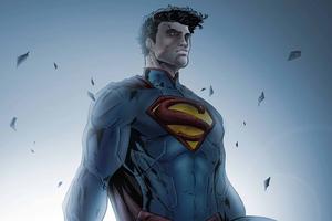 Superman Art New